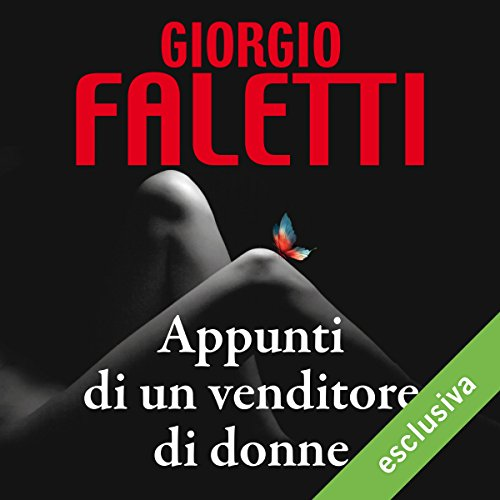 Appunti di un venditore di donne audiobook cover art