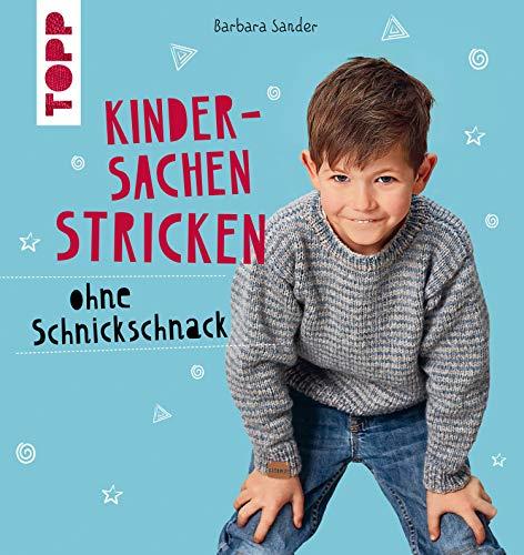 Kindersachen stricken ohne Schnickschnack: Mit 5 Labels aus veganem Leder