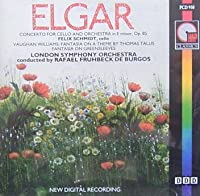 Elgar/Vaughan Williams;Conc