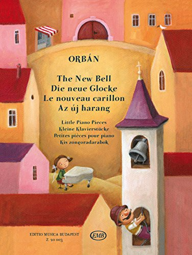 The New Bell – de nieuwe klok – Book