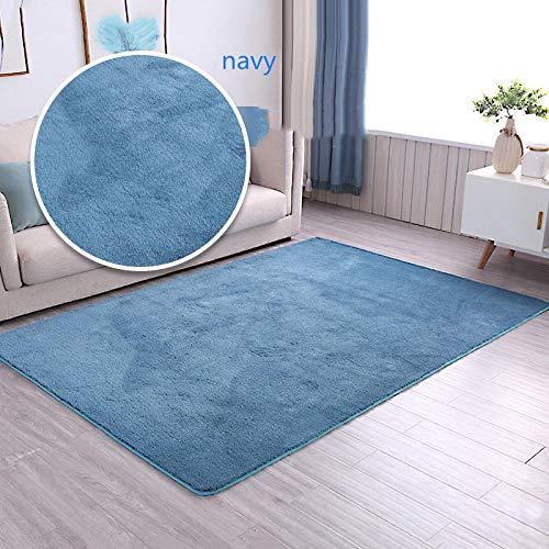Ikea - Alfombra de salón de color liso, para sofá, mesa baja, alfombra de dormitorio, alfombra para dormitorio, alfombra de moqueta o dormitorio, 280 x 160 cm