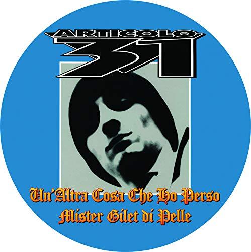 Un'Altra Cosa Che Ho Perso, Mr. Gilet Di Pelle (12' Picture Disc Numbered Ltd.)