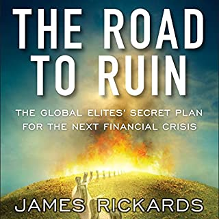 The Road to Ruin audiobook cover art