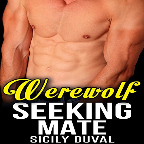 Werewolf Seeking Mate audiobook cover art
