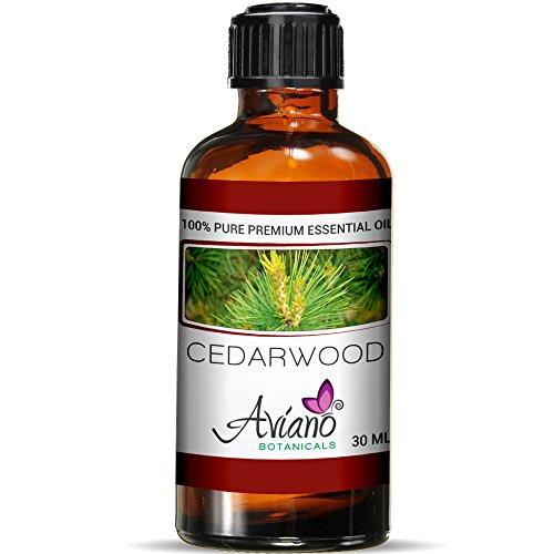 Aceite esencial de madera de cedro–100% Pure azul diamante grado Terapéutico Por avían y # x14D; Botanicals