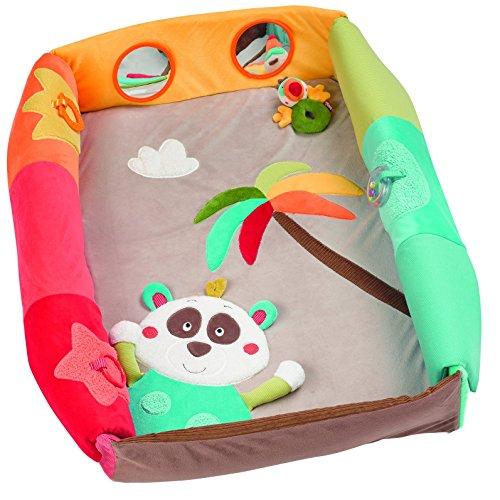 BabySun Tapis Parc Nid Multicolore