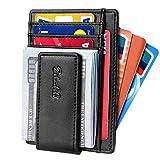 Best Clip Wallets - Zitahli Slim Minimalist Bifold Front Pocket Wallet Review