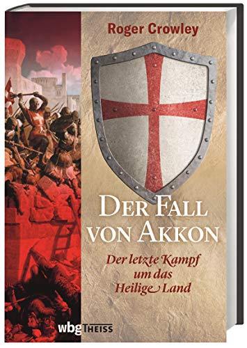 Buchseite und Rezensionen zu 'Der Fall von Akkon' von  Roger Crowley