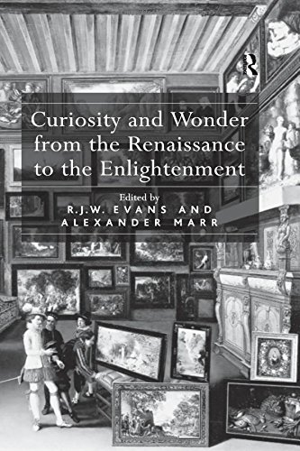 Compare Textbook Prices for Curiosity and Wonder from the Renaissance to the Enlightenment  ISBN 9780754641025 by Evans, R.J.W.,Marr, Alexander