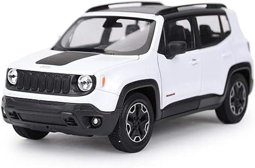 KKD Scale-Modellfahrzeuge 1 24 simulation legierung diecast car modell jeep freeman modell spielzeug retro fahrzeug geburtstagsgeschenk für kinder Mini Fahrzeuge