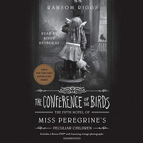 The Conference of the Birds audiobook cover art