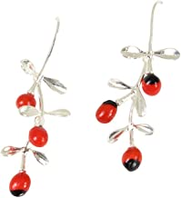 huayruro earrings