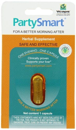 Himalaya Herbal Party Smart Carded Single Dose Herbal Supplement