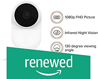 (Renewed) Mi SXJ02ZM Basic Home Security Camera 1080P