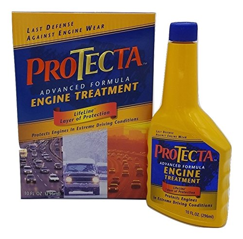 ProTecta Engine Treatment 10 Ounce Bottle