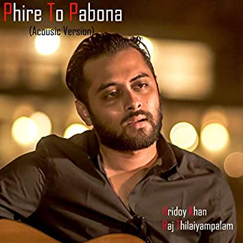 Phire to Pabona (Acoustic) - Single