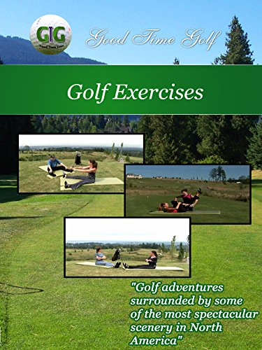 Good Time Golf - Exercises