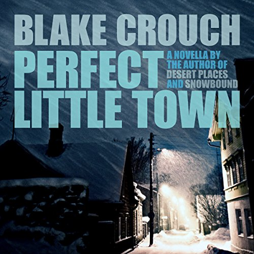 Perfect Little Town audiobook cover art