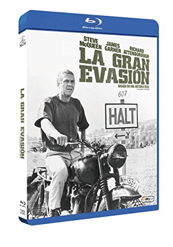 La Gran Evasion Blu-Ray [Blu-ray]