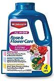Best Rose Fertilizers - BIOADVANCED 701116E All-in-One Rose and Flower Care, Fertilizer Review