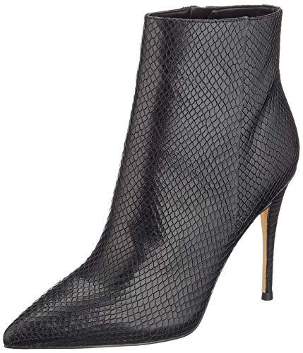 Guess Olanes/Shootie (Ankle Boot)/l, Bottes Classiques Femme, Noir (Black Black), 35 EU