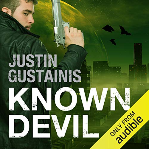 Known Devil     Occult Crimes Unit Investigations, Book 3              By:                                                                                                                                 Justin Gustainis                               Narrated by:                                                                                                                                 Peter Brook                      Length: 9 hrs and 58 mins     69 ratings     Overall 4.3
