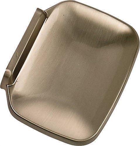 National uniform free shipping Mintcraft 3659-07-sou Soap Brushed Nickel Surprise price Dish