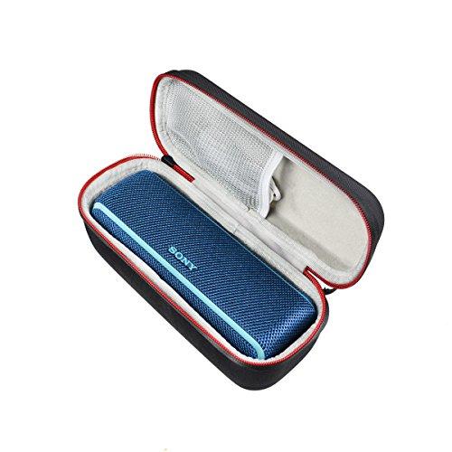 Duro Estuche Viajes Funda Bolso para Sony SRSXB21 - Altavoz portátil Bluetooth by AONKE