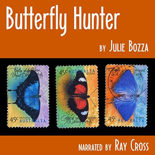 Butterfly Hunter audiobook cover art
