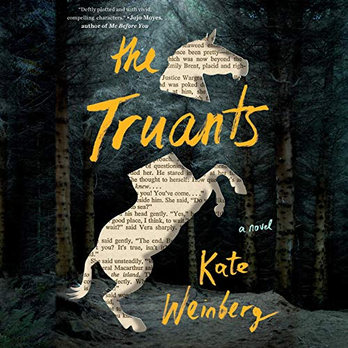 The Truants Audiobook By Kate Weinberg cover art