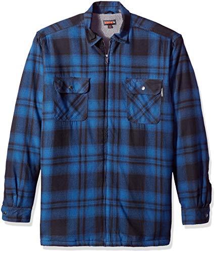 Wolverine Herren Marshall Shirt Jac Arbeitsoberkleidung, Night Sky Plaid, XX-Large Hoch
