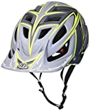 Troy Lee Designs A1 - Casco, Color Gris, Talla XL (60-62 cm)