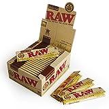 Organic raw slim king size en chanvre (50 x 32)