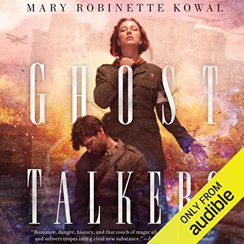 Ghost Talkers audiobook cover art