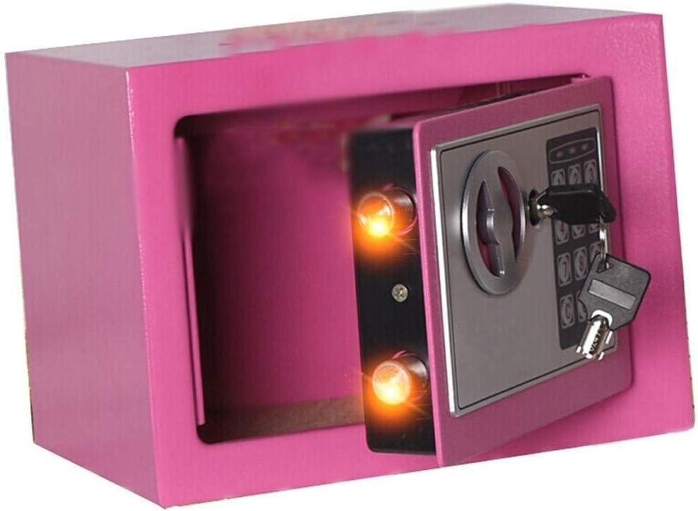 CHJUF Long Beach Mall Piggy Bank Max 43% OFF Money Box Safe Mo Code Mini Case