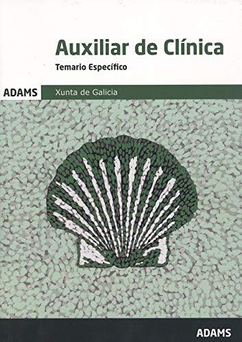 Temario Específico Auxiliar de Clínica Xunta de Galicia
