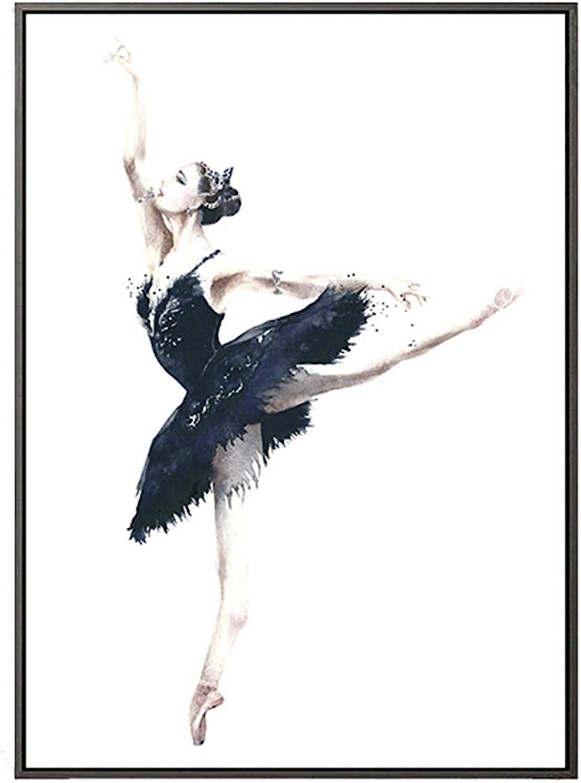 Jenify Dekorative Ballet-Gemälde auf dem Wandleben-Raum Schlafzimmer Schlafzimmer Abstrakten Charakter,C,30  40 B07MDPRX2W | Stilvoll und lustig