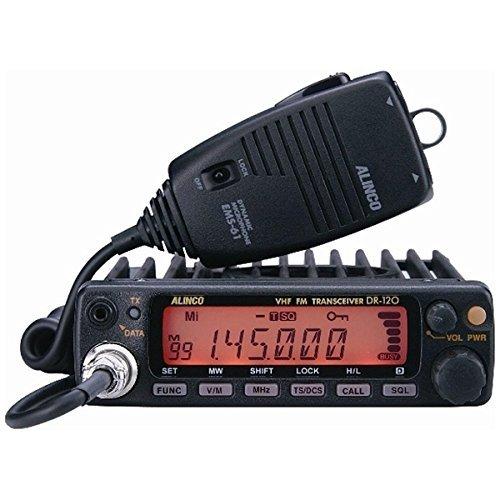 ALINCO アマチュア無線機 144MHz モービルタイプ 50W DR-120HX