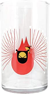 charley harper red bird