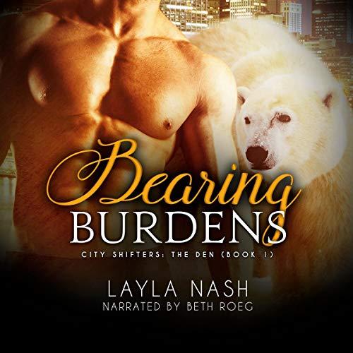 Page de couverture de Bearing Burdens