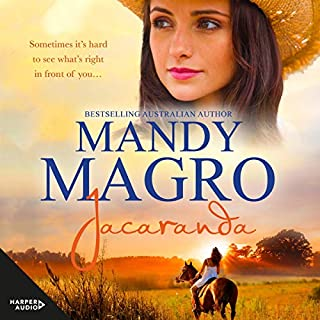 Jacaranda                   By:                                                                                                                                 Mandy Magro                               Narrated by:                                                                                                                                 Louise Crawford                      Length: 9 hrs and 29 mins     2 ratings     Overall 4.0