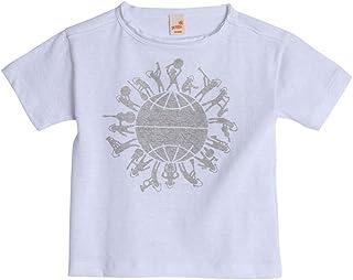 Camiseta Doar Branca - Toddler