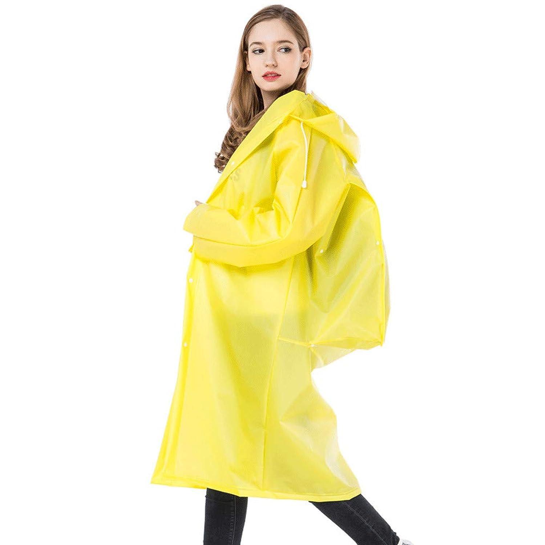 KARRESLY レインコート 自転車 レインポンチョ リュック対応 レインウエア 収納袋付き 軽量 防災 梅雨対策 男女兼用 通学 通勤 ハイキング