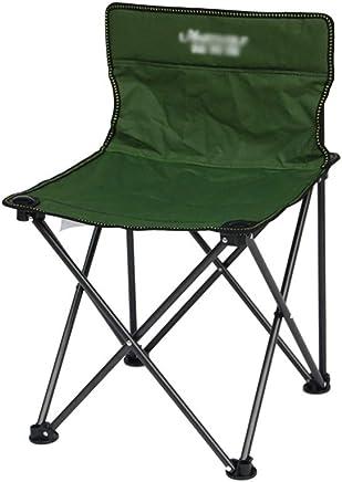 Klapphocker Outdoor Rückenlehne Rückenlehne Rückenlehne Stuhl Angeln Tragbarer Strandstuhl Leichte 65 × 40 × 42 cm GW (Farbe   Grass Grün) B07PJPKG2M | Online Kaufen  82fa77