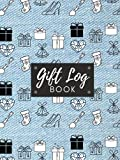 Gift Log Notebook: Blue Jeans...