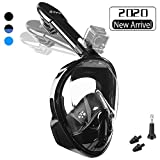 PHZ. Full Face Snorkel Mask,Advanced Safety Breathing System Allows You to Breathe More Fresh Air...