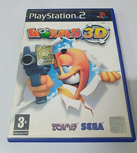 Worms 3d-(Ps2)