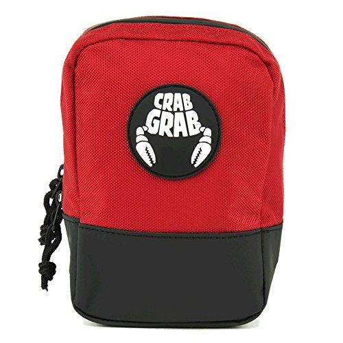 Crab Grab Tasche Für Snowboard-Ausrüstung Binding Rot (One Size, Rot)