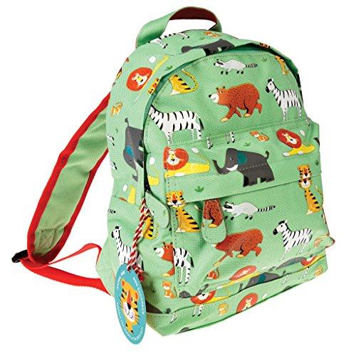 Mini sac à dos pour enfant - Motif au choix, Animal Park (Vert) - 27916