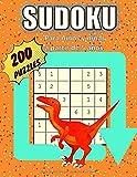Sudoku para Niños y Niñas: A partir de 5 años | 200 Puzzles 1 Sudoku por página con dibujos para Colorear | Unicornios, Dragones, Animales y Mucho más ... que Estimula el Aprendizaje de los Números